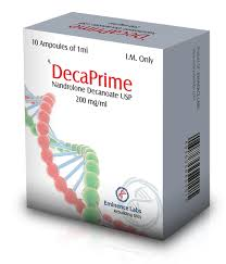 Decaprime ( 10 ampoules (200mg/ml) )