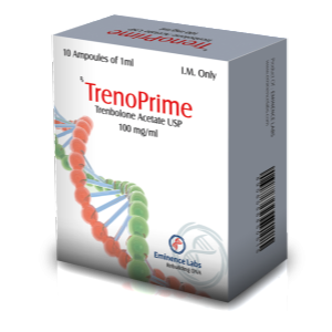 Trenoprime ( 10 ampoules (100mg/ml) )