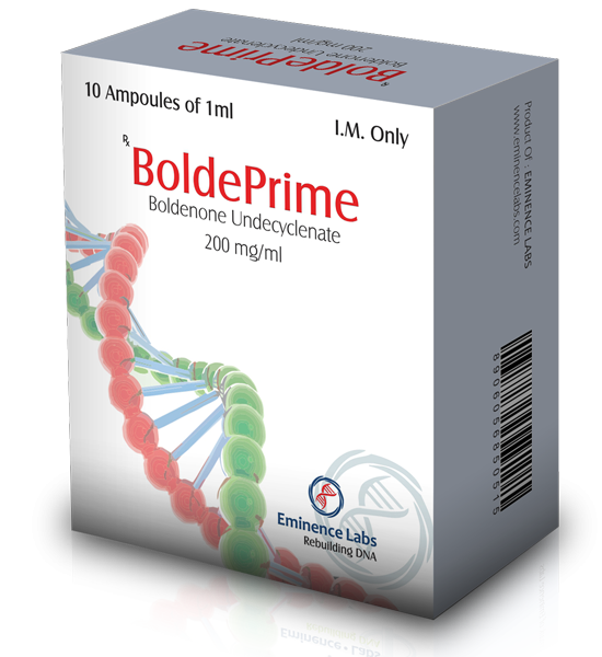 Boldeprime ( 10 ampoules (200mg/ml) )