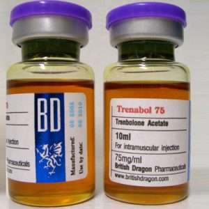 Trenbolone-75 ( 10 ampoules (75mg /ml) )