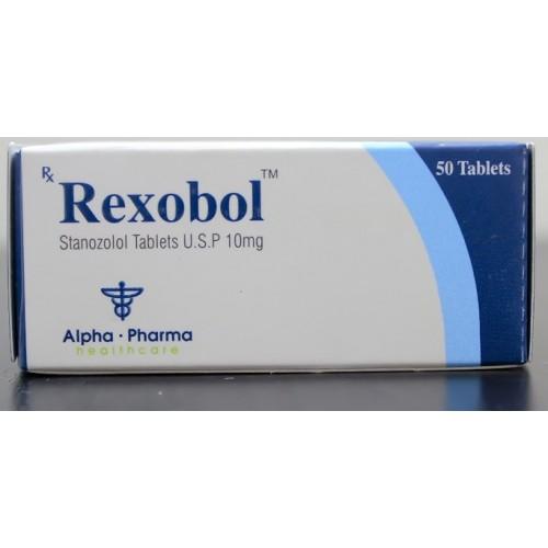 Rexobol-10 ( 10mg (50 pills) )