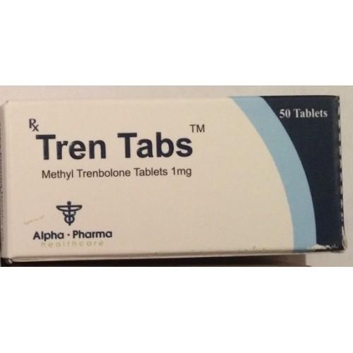 Tren Tabs ( 1mg (50 pills) )