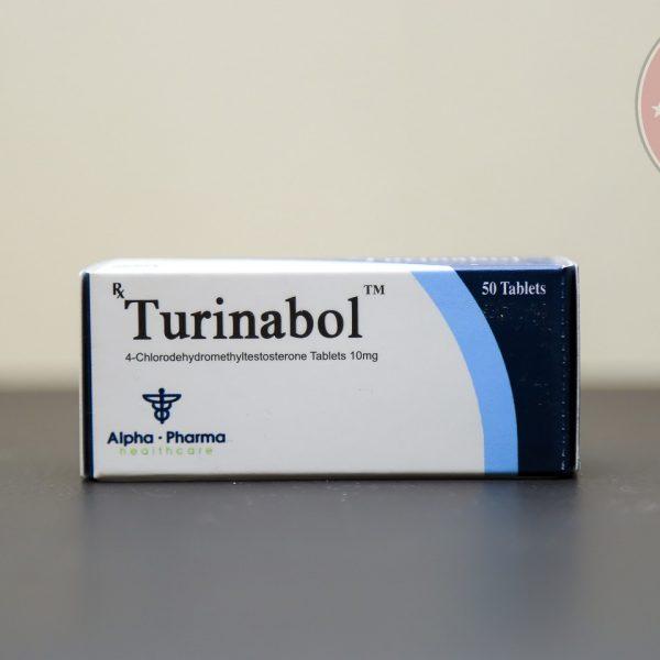Turinabol 10 ( 10mg (50 pills) )