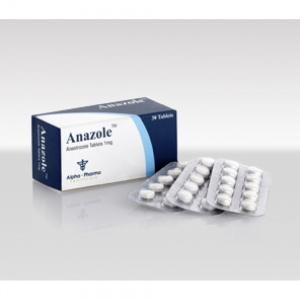 Anazole ( 1mg (30 pills) )