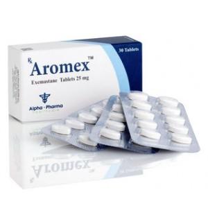 Aromex ( 25mg (30 pills) )