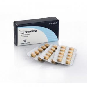 Letromina ( 2.5mg (50 pills) )