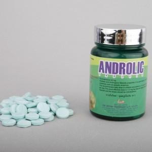 Androlic ( 50mg (100 pills) )