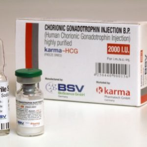 HCG 2000IU ( 1 vial of 2000IU )