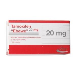 Tamoxifen 20 ( 20mg (10 pills) )