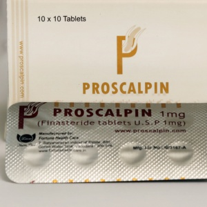 Proscalpin ( 1mg (50 pills) )