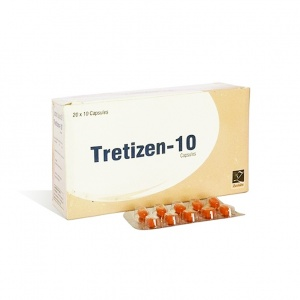 Tretizen 10 ( 10mg (10 capsules) )