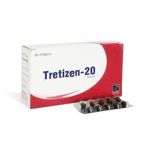 Tretizen 20 ( 20mg (10  capsules) )