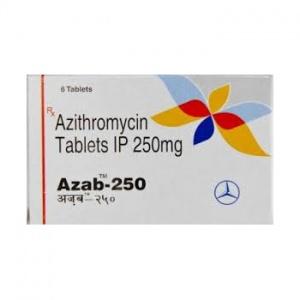 Azab 250 ( 250mg (6 pills) )