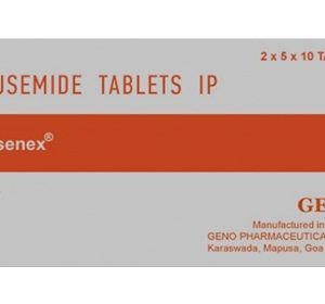Frusenex ( 40mg (10 pills) )