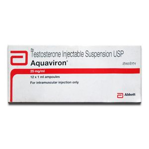 Aquaviron ( 12 ampoules (25mg/ml) )