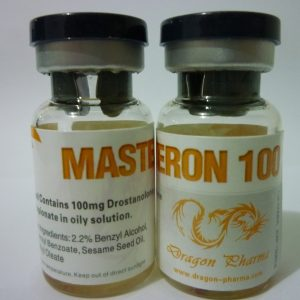 Masteron 100 ( 10 mL vial (100 mg/mL) )
