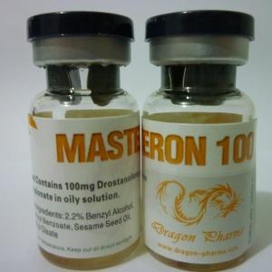 Masteron 100 ( 10 mL vial (100 mg/mL) )