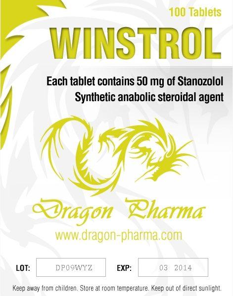 Winstrol Oral (Stanozolol) 50 ( 50mg (100 pills) )