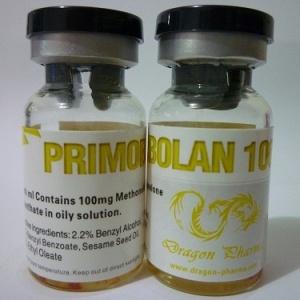 Primobolan 100 ( 10 ampoules (100mg/ml) )