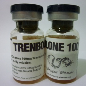 Trenbolone 100 ( 10 mL vial (100 mg/mL) )