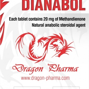 Dianabol 20 ( 20mg (100 pills) )