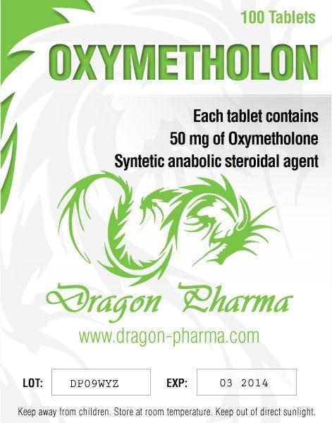 Oxymetholon ( 100 tabs (50 mg/tab) )