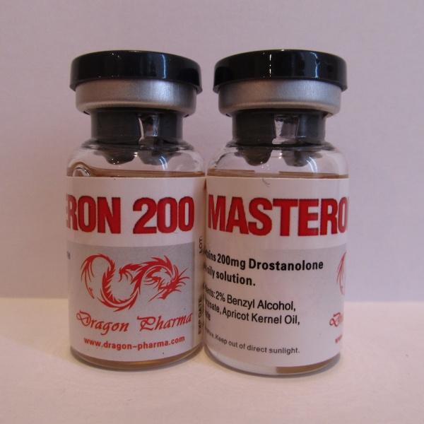 Masteron 200 ( 10 ampoules (200mg/ml) )