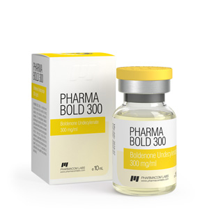 Pharma Bold 300 ( 10ml vial (300mg/ml) )