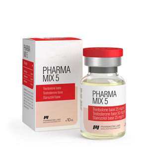 Pharma Mix-5 ( 10ml vial (100mg/ml) )