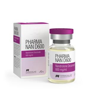 Pharma Nan D600 ( 10ml vial (600mg/ml) )