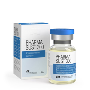Pharma Sust 300 ( 10ml vial (300mg/ml) )
