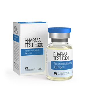Pharma Test E300 ( 10ml vial (300mg/ml) )