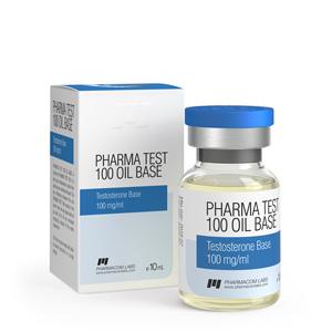 Pharma Test Oil Base 100 ( 10ml vial (100mg/ml) )