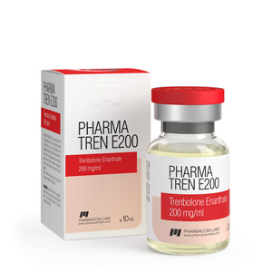 Pharma Tren E200 ( 10ml vial (200mg/ml) )