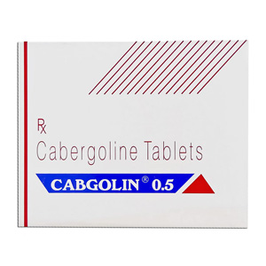 Cabgolin 0.25 ( 0.25mg (4 pills) )