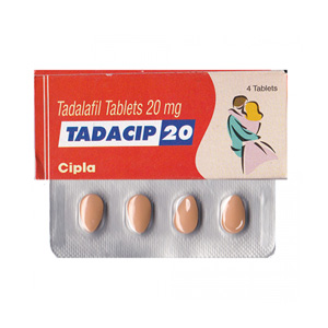 Tadacip 20 ( 20mg (4 pills) )