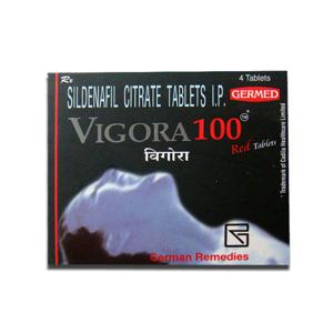 Vigora 100 ( 100mg (4 pills) )