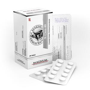 Magnum Clen-40 ( 40mcg (100 pills) )