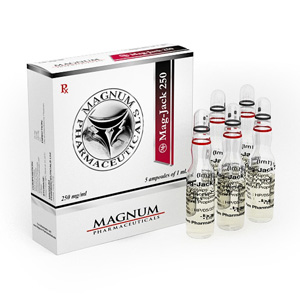 Magnum Mag-Jack 250 ( 5 ampoules (250mg/ml) )