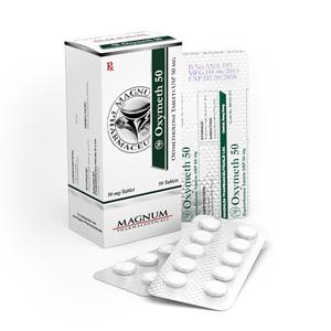 Magnum Oxymeth 50 ( 50mg (50 pills) )