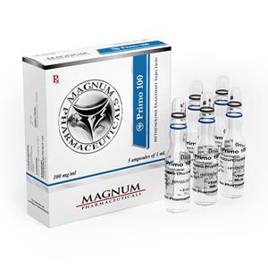 Magnum Primo 100 ( 5 ampoules (100mg/ml) )