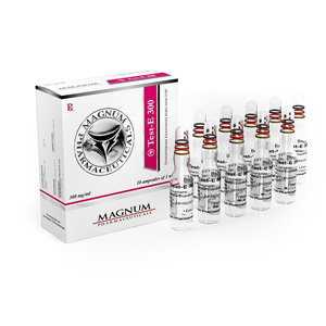 Magnum Test-E 300 ( 10 ampoules (300mg/ml) )