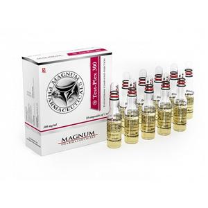 Magnum Test-Plex 300 ( 10ml vial (300mg/ml) )