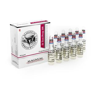 Magnum Test-Prop 100 ( 10 ampoules (100mg/ml) )