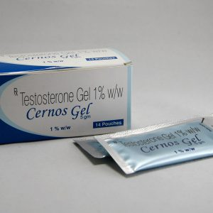 Cernos Gel (Testogel) ( 14 sachet per box )