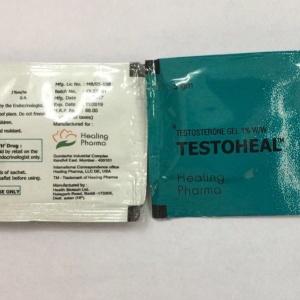 Testoheal Gel (Testogel) ( 14 sachet per box )