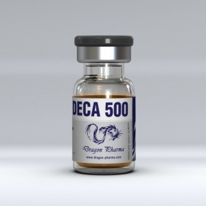 Deca 500 ( 10 ml vial (500 mg/ml) )