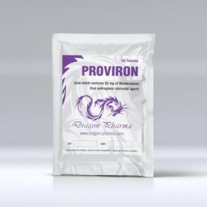 PROVIRON ( 25mg (100 pills) )