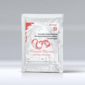 T3 ( 25mcg (100 pills) )