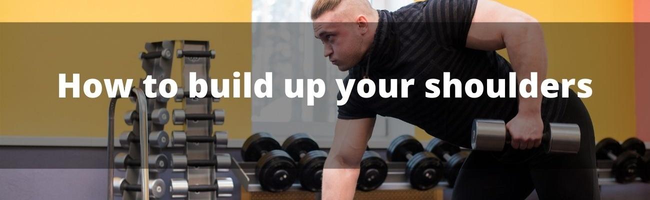 build shoulder